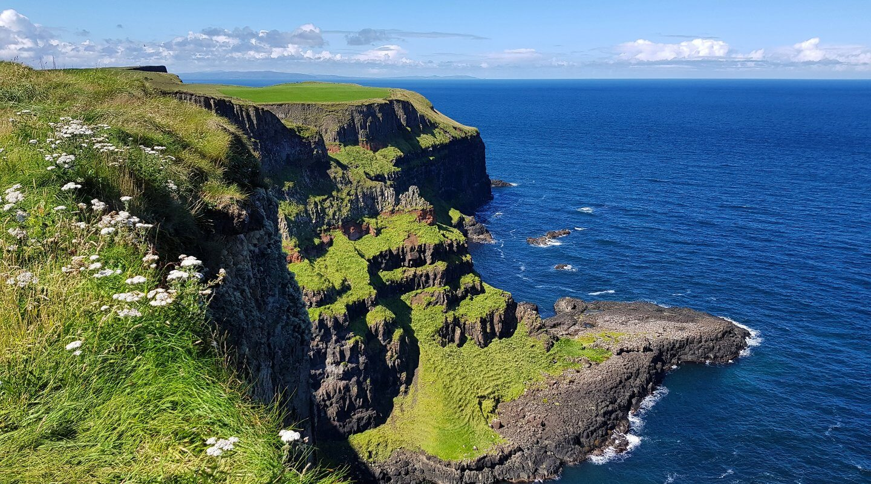 Küstenlandschaft von Nordirland